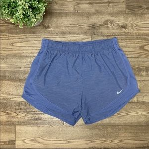 Nike | Periwinkle Running Short 100% Poly Sz Small